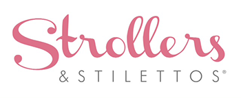 Strollers and Stilettos logo